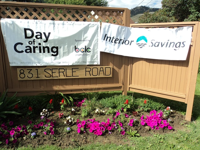 Interior Savings Demonstrates Their Green Thumb – a Day of ...