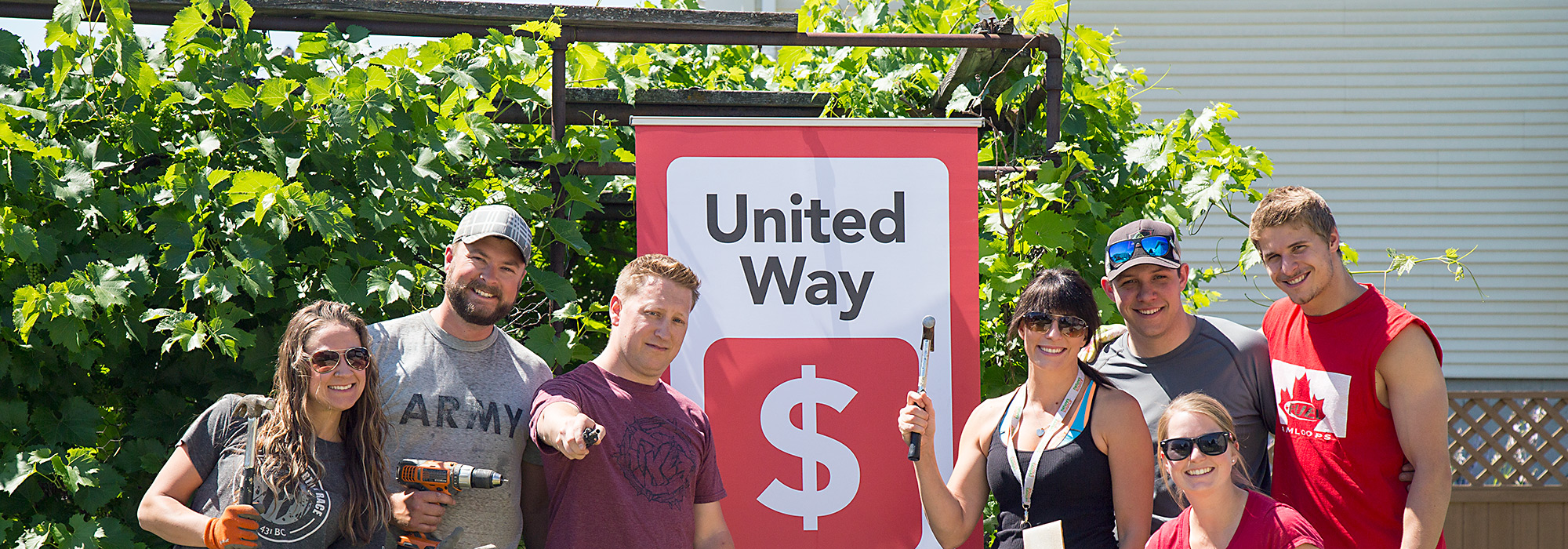 Our work - United Way Thompson Nicola Cariboo