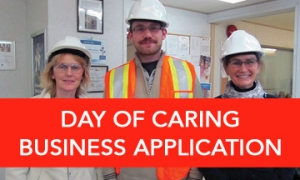 Day of Caring application
